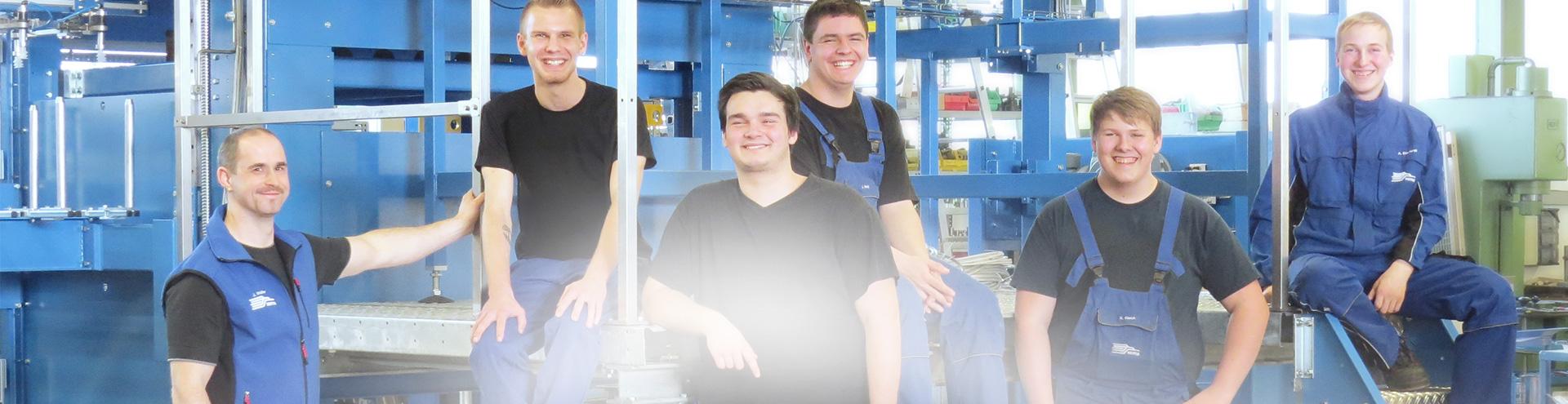 Ausbildung bei Sema Maschinenbau